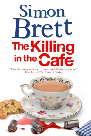 The Killing in the Cafe by Simon Brett